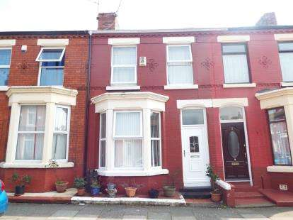 3 Bedrooms Terraced House for sale in Truro Road, Wavertree, Liverpool, Merseyside, L15