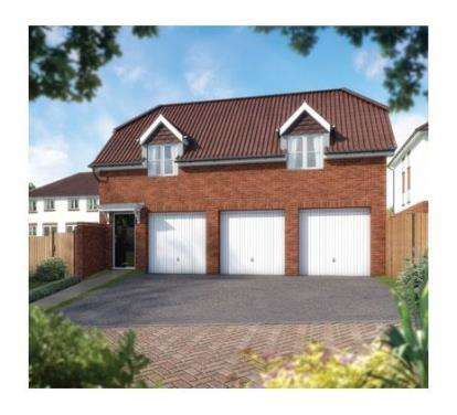 2 Bedrooms Flat for sale in Wincanton, Somerset