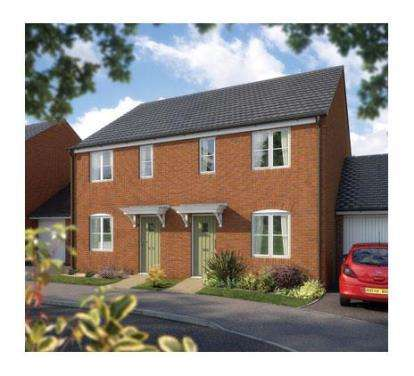 3 Bedrooms House for sale in Wincanton, Somerset