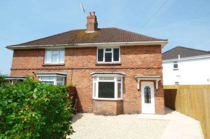 2 Bedrooms Semi Detached House for sale in Hamworthy, Poole, Dorset