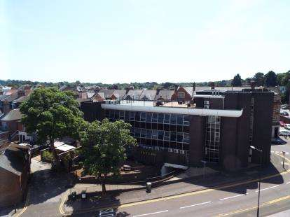 2 Bedrooms Flat for sale in 2-6 Prince of Wales Road, Bournemouth, Dorset