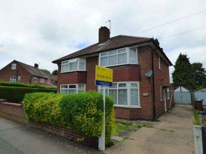 2 Bedrooms Semi Detached House for sale in Coleridge Street, Sunnyhill, Derby, Derbyshire
