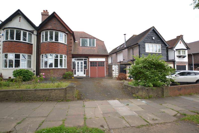 3 Bedrooms Semi Detached House for sale in Gillhurst Road, Harborne