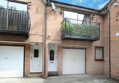 1 Bedroom Flat for sale in Old Hall Road, Chesterfield, Derbyshire