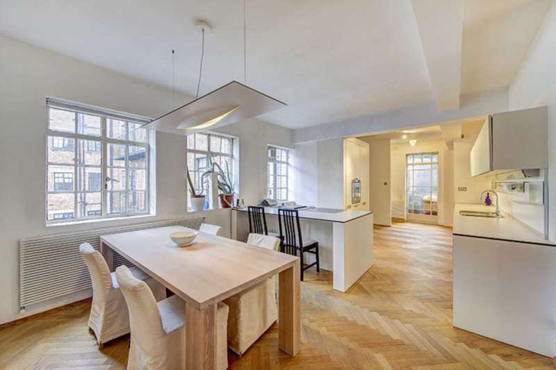2 Bedrooms Flat for sale in Knightsbridge Court, Sloane Street, London, SW1