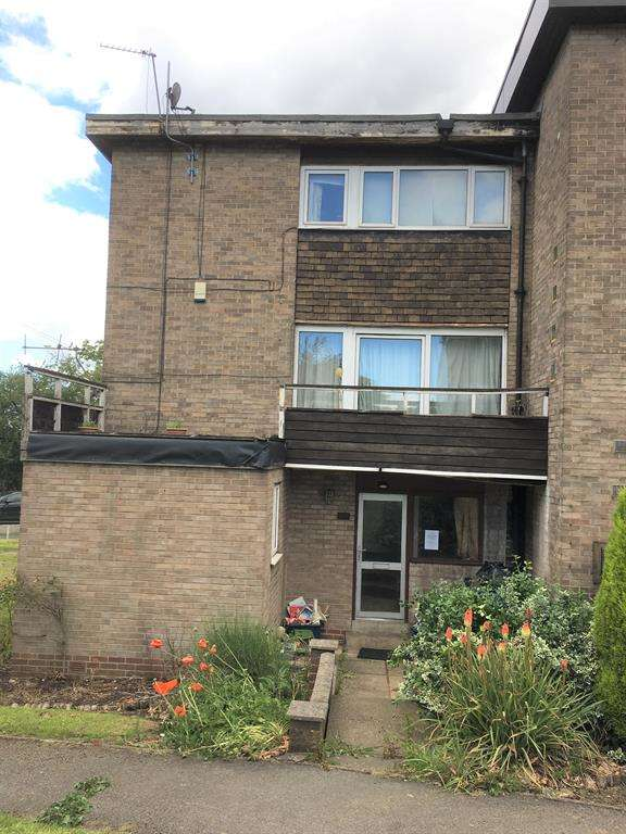 2 Bedrooms Terraced House for sale in Bowden Wood Crescent, Darnall, Sheffield, S9 4ED