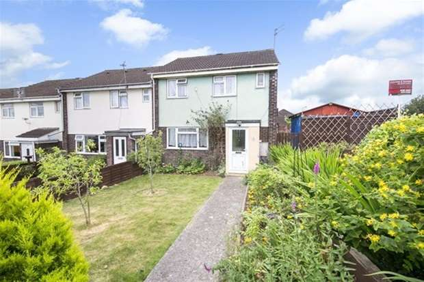 3 Bedrooms Terraced House for sale in Mounts Field, Frome