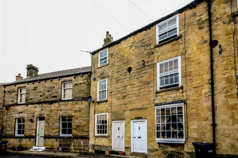 3 Bedrooms Terraced House for sale in Brewerton Street, Knaresborough