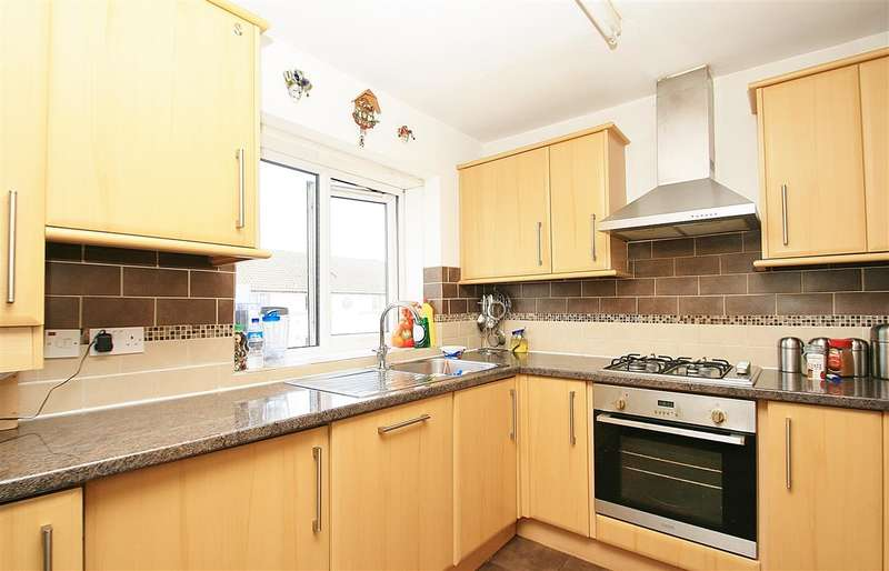 2 Bedrooms Apartment Flat for sale in Heston
