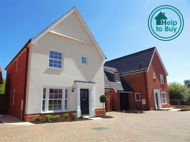 4 Bedrooms House for sale in Plot 35, The Oxburgh, Springfield Grange, Acle
