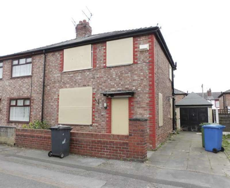 3 Bedrooms Semi Detached House for sale in Slater Street, Warrington, Cheshire, WA4 1DW