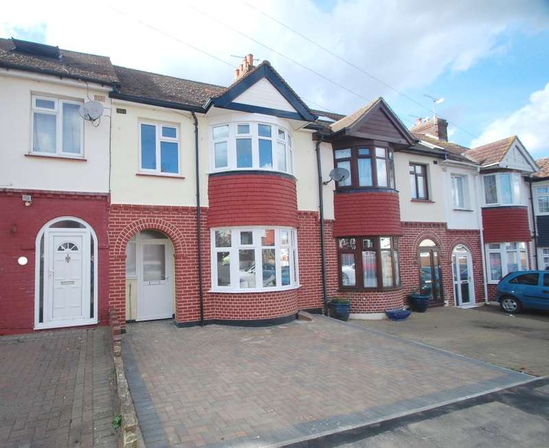 3 Bedrooms Terraced House for sale in Priory Road, Gillingham, Kent, ME8 6AS
