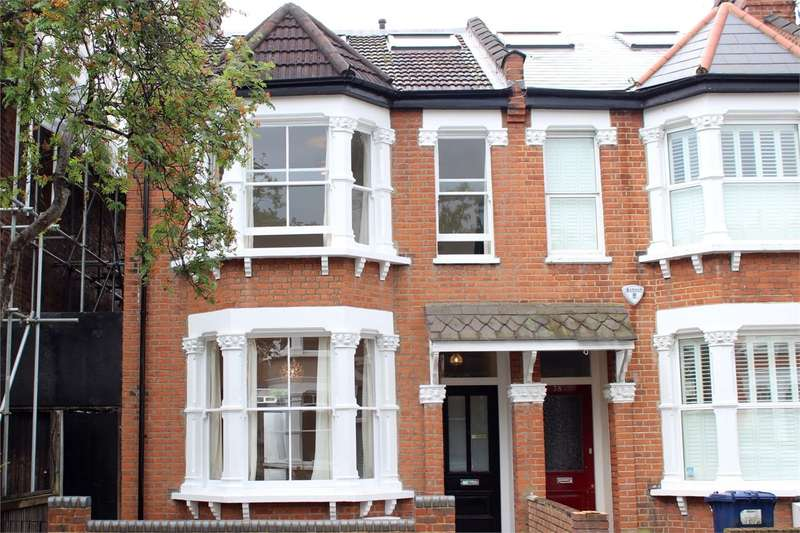 5 Bedrooms End Of Terrace House for sale in Bedford Road, East Finchley, London
