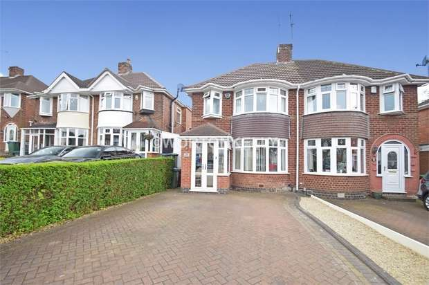 3 Bedrooms Semi Detached House for sale in Park Avenue, OLDBURY, West Midlands