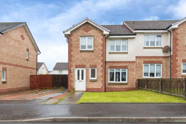 3 Bedrooms Semi Detached House for sale in 23 Craigievar Street, Glasgow