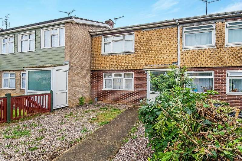 2 Bedrooms Property for sale in Edgcote Close, Westwood, Peterborough, PE3