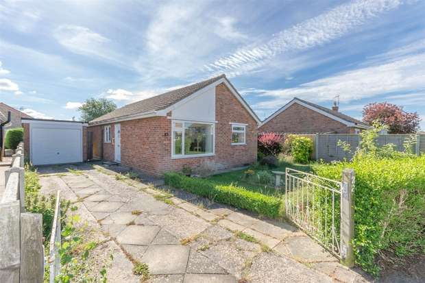 3 Bedrooms Detached Bungalow for sale in 22 North Park, Fakenham