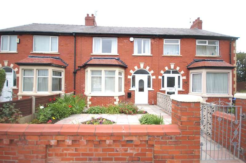 3 Bedrooms Terraced House for sale in Annesley Avenue, Blackpool