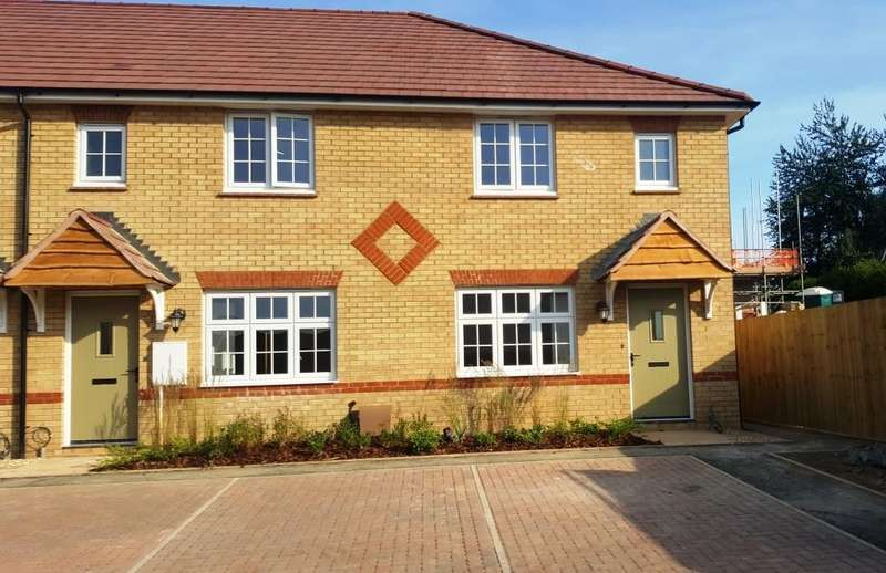 3 Bedrooms End Of Terrace House for sale in Ottery St Mary