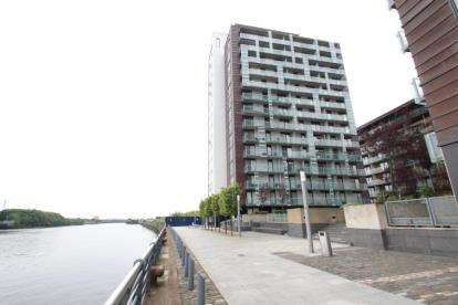 2 Bedrooms Flat for sale in Meadowside Quay Walk, Glasgow Harbour, Glasgow