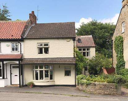 3 Bedrooms Cottage House for sale in North Side, Hutton Rudby, Yarm