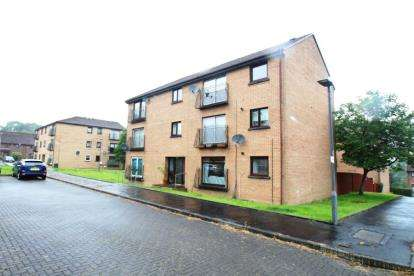 2 Bedrooms Flat for sale in Cromarty Place, Brancumhall