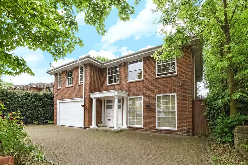 5 Bedrooms House for sale in Sudbury Hill Close, Wembley, Middlesex, HA0