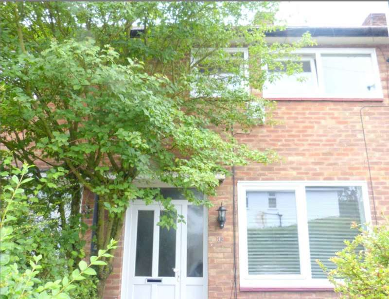 3 Bedrooms Terraced House for sale in Croxdale Road, Borehamwood