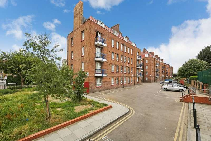 2 Bedrooms Flat for sale in Ring House, Sage Street, London E1