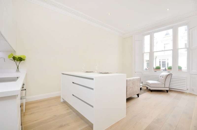 2 Bedrooms Maisonette Flat for sale in Harcourt Terrace, Chelsea, SW10