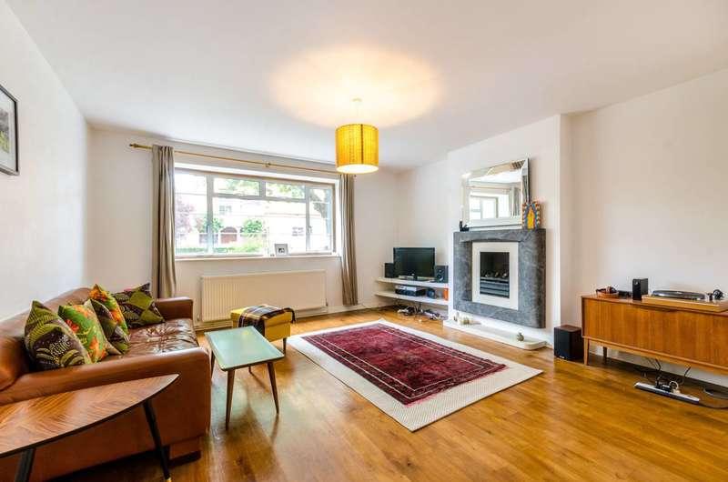 3 Bedrooms Flat for sale in Willesden Lane, Brondesbury Park, NW6