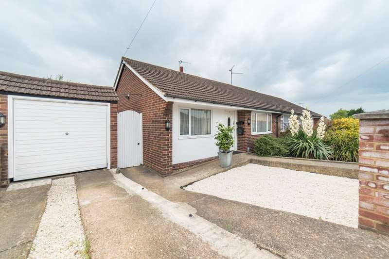 3 Bedrooms Bungalow for sale in Matlock Crescent, Luton, Bedfordshire, LU4