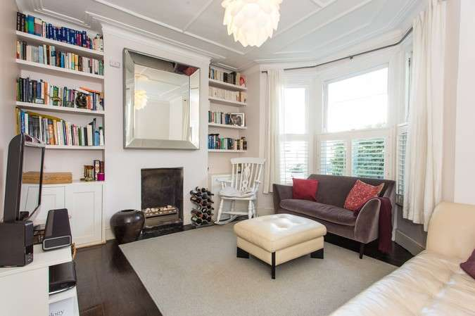 4 Bedrooms Semi Detached House for sale in Carlton Road, Chiswick
