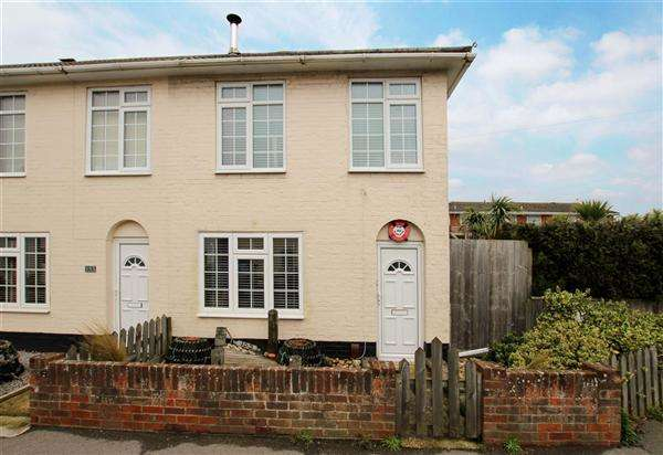 2 Bedrooms End Of Terrace House for sale in Stanpit, Christchurch