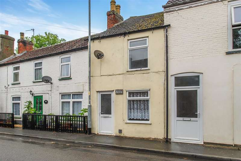 2 Bedrooms Terraced House for sale in Alicia, High Street, Hogsthorpe, Skegness