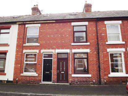 3 Bedrooms Terraced House for sale in Avenue Grove, Harrogate, North Yorkshire