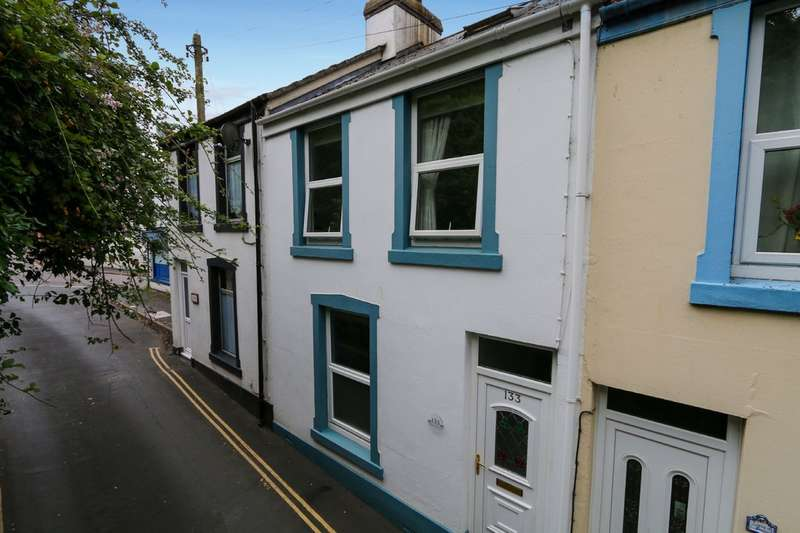 2 Bedrooms Terraced House for sale in Coombe Vale Road, Teignmouth