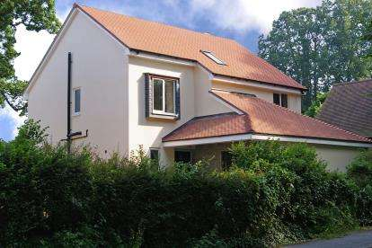 4 Bedrooms Detached House for sale in Knowle, Budleigh Salterton, Devon
