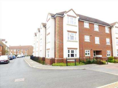 1 Bedroom Flat for sale in Violet Way, Yaxley, Peterborough, Cambridgeshire