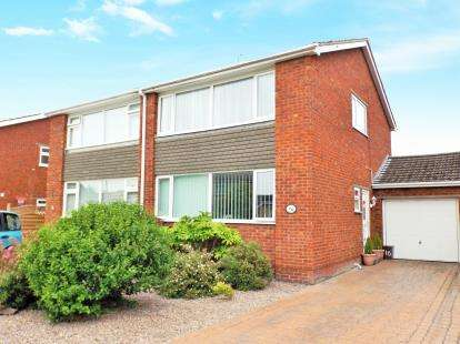 3 Bedrooms Semi Detached House for sale in Tereslake Green, Bristol