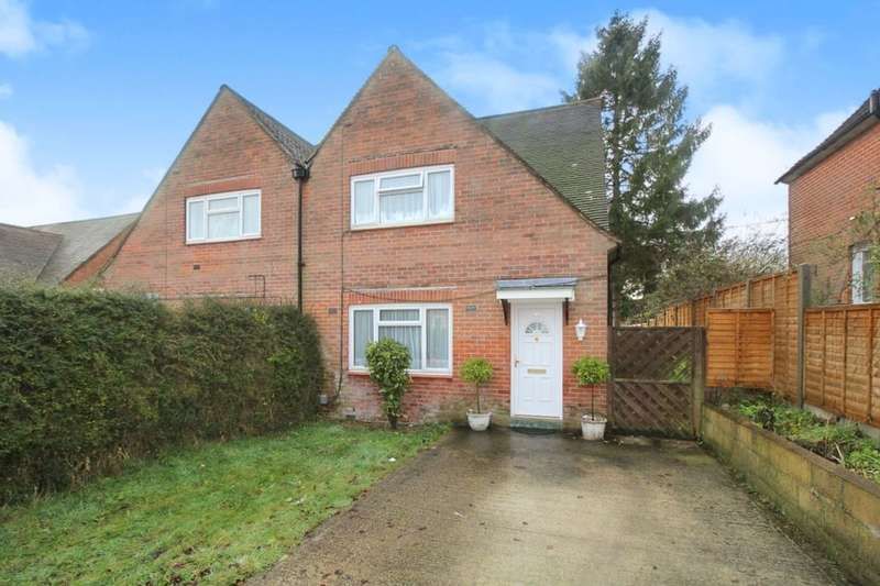 3 Bedrooms Semi Detached House for sale in Battery Hill, Winchester, SO22