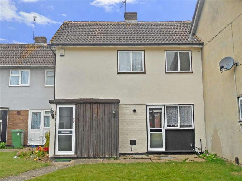2 Bedrooms Terraced House for sale in Quilters Close, Fryerns, Basildon, Essex