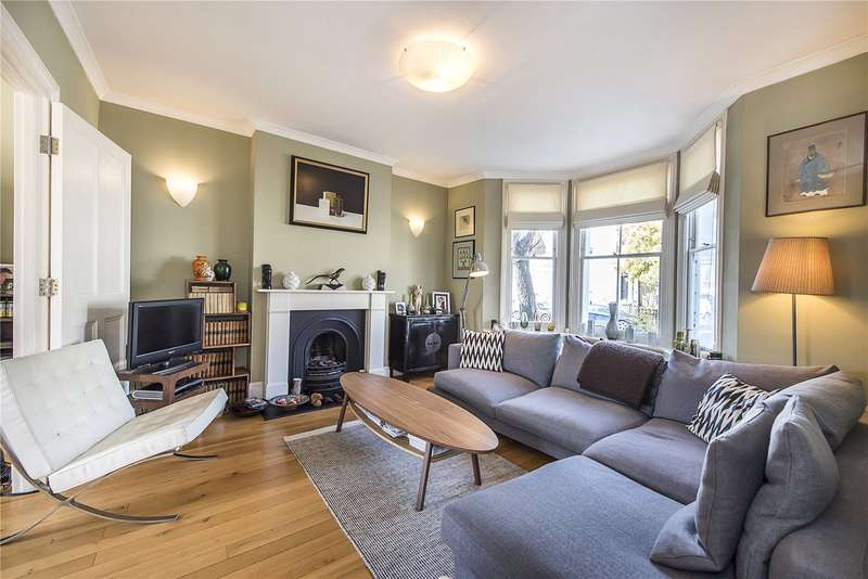 4 Bedrooms Terraced House for sale in De Beauvoir Road, London, N1