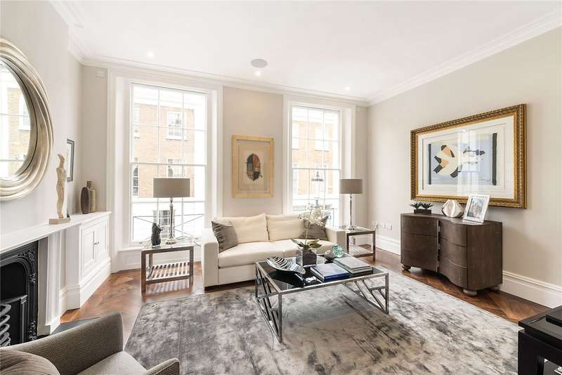 4 Bedrooms Semi Detached House for sale in Anderson Street, London, SW3