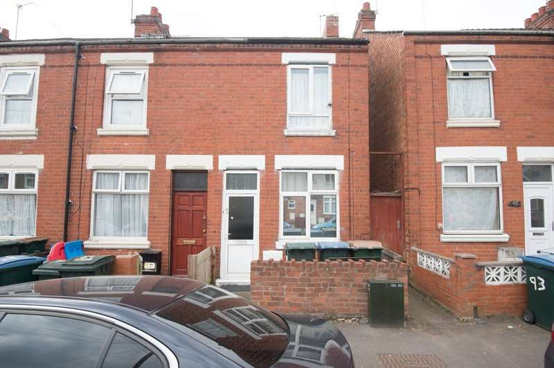 2 Bedrooms End Of Terrace House for sale in Ransom Road, Coventry, West Midlands, CV6