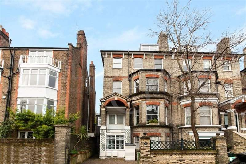 2 Bedrooms Flat for sale in Cannon Place, London, London, NW3