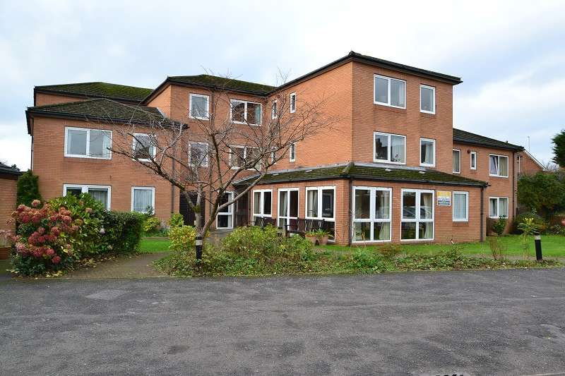 1 Bedroom Retirement Property for sale in Homelong House, Heol Hir , Llanishen, Cardiff. CF14 5AZ