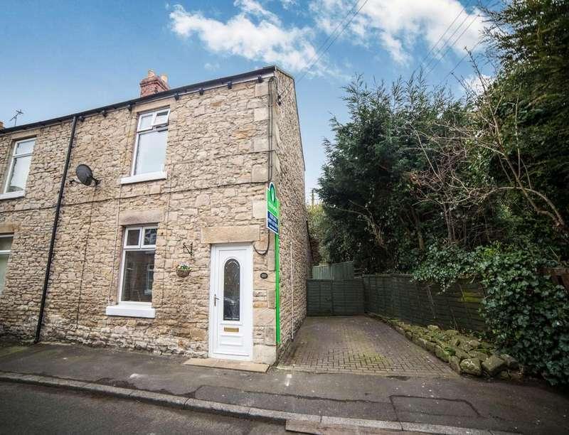 2 Bedrooms Property for sale in Victoria Street, Crawcrook, NE40