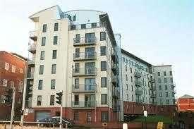 1 Bedroom Flat for sale in Park West, Derby Road, Nottingham