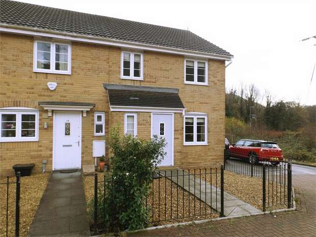 3 Bedrooms End Of Terrace House for sale in Ynys Y Wern, Cwmavon, Port Talbot, West Glamorgan